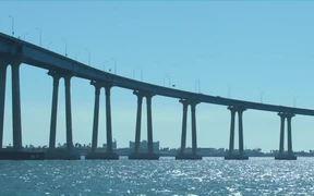 San Diego-Coronado Bay Bridge Lighting