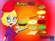 Burger Girly