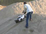 Watch free video HPI Baja 5T Off Road Driving