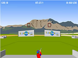 Clay Pigeon Shooter game