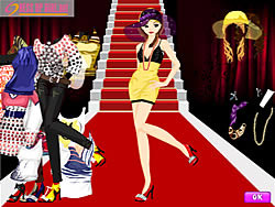 Cat Walk Fashion Show game