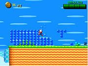 Super Mario Bros Flash game
