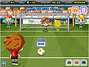 Penalty Go Go game