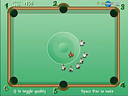 Juega al juego gratis Sheep Pool