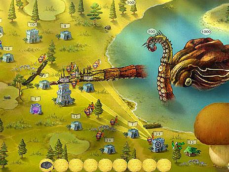 Civilization War 4 Monster game