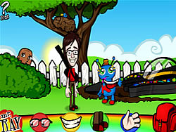 Mr. Ray and the Missing Colours game