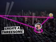 Watch free video Doritos Video: Make a Threesome