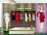 Celebrity Dresses game
