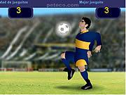 Jogar jogo grátis Maradona