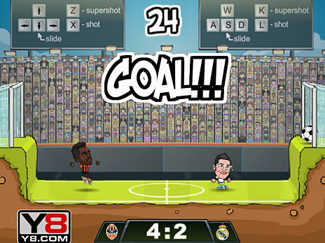 Football Legends 2016 game