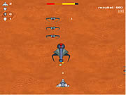 Mars Fighter game