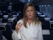 Watch free video Emirates Commercial: A380 with Jennifer Aniston