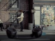 Watch free video Kia Commercial: Vertical Street
