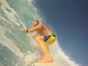 Watch free video Hoʻokipa Gopro Surfing Teaser