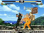 King of Fighters Death Match لعبة