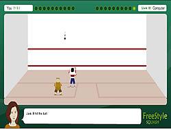 Freestyle Squash game
