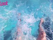 Watch free video SoFloat - Summer Pool Fun