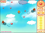 Juega al juego gratis Flying Kitten