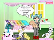 Nataly Dressup game