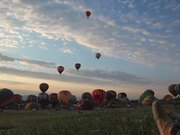 Watch free video Reno Balloon Race Morning