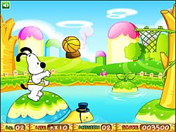 Basketdog game