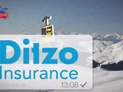 Watch free video Ditzo Campaign: Snowboarder Headbutts Camera