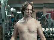 Watch free video Geico Commercial: Muscles