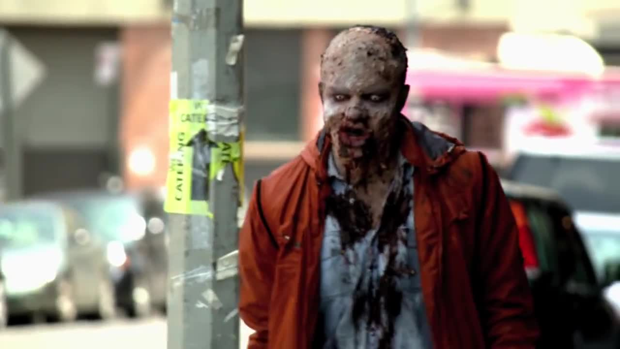 Watch free video AMC Commercial: Put Zombies Back