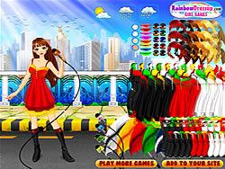 Weather Girl game