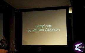 Watch free video Xavi at CODAME Dec 14 2012
