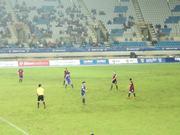 Watch free video Intense Soccer Match