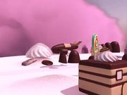 Watch free video The Flying Sweets
