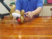 Watch free video Balloon Modeling - Elk 3/3