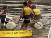 Mancamp Raft Race TWINKS vs 4x4 vs Boot Co.