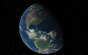 Watch free video Earth Animation