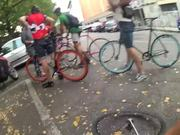 "Watch free video ""Road will tear us apart"" Alleycat Race"