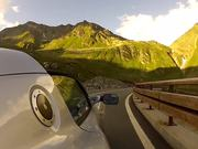 Watch free video Hugging the Alps