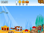 Juega al juego gratis The Treasure Ocean