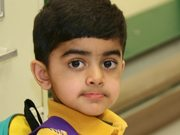 Watch free video Abhi - Through His Tiny-Tot To Toddler Years