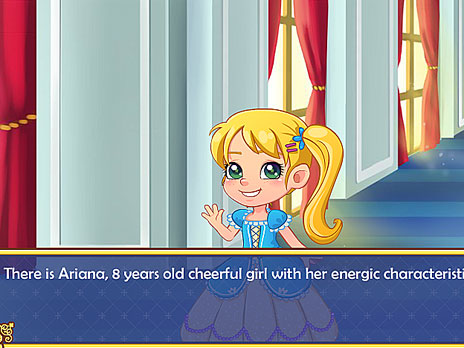How To Be A Royal Princess game