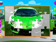 Watch free video Puzzle Cars