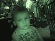 شاهد كارتون مجانا Sleepy Boy in Restaurant