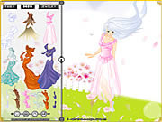 Magic Fairy Dressup game