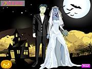Halloween Couple Dressup
