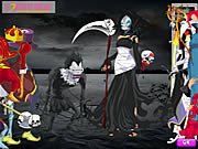 Scary Halloween Dressup
