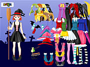 Witchery Dressup game