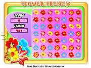 Flower Frenzy game