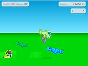Air Fishing game