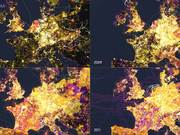 Watch free video OSM 4UP: Four Years of Edits 2008-2011