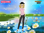 Liley Girl Dressup game